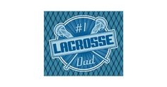 Quality #lacrosse poster prints, available on matte, glossy or canvas paper. #lax #lacrosseart #lacrossegifts #giftideas #zazzle #sportsart #LacrosseDad