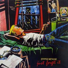 Σπύρος Μεταξάς* - Just Forget It (Vinyl, LP, Album) at Discogs