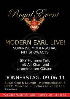 Royal Event Sugar / Munich 2011