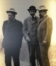Exposición BSB Tres amigos valencianos: Benlliure, Sorolla Y Blasco Ibáñez. #Valencia
