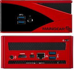 Maingear Spark: máy tính chơi game siêu nhỏ gọn chạy Win/Steam OS | Cafesohoa.vn - Tin tức Công nghệ & Khoa học
