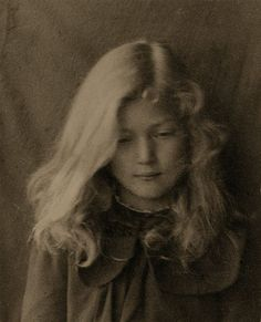 Eunice Allen, 1910s~Photographed by Mary Allen