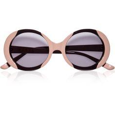 Eyewear Marni ($188) ❤ liked on Polyvore