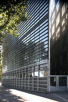 Jean Nouvel, Arab Center Paris