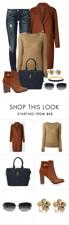 """""""Untitled #1342"""" by gallant81 ❤ liked on Polyvore featuring Ermanno Scervino, BEA, Allurez and Kate Spade"""