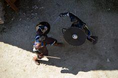 Nagyvázsony (Magyarország) - Kinizsi vár - Swordsmen - 6 Skateboard, Sports, Skateboarding, Hs Sports, Skate Board, Sport, Skateboards