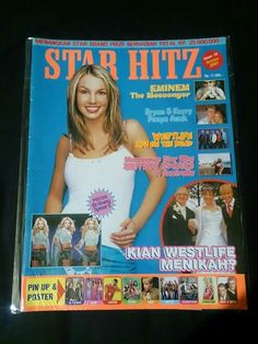 Star Hitz Fan Page, Eminem, Britney Spears, Magazine Covers, Pin Up, Baseball Cards, Brithney Spears