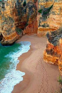 Dona  Ana  Beach #Algarve # Portugal