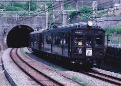 クモハ40 1989年5月28日 新杉田~洋光台