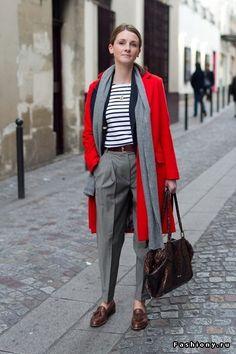 Верхняя одежда – радуга / мода радуга