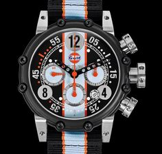 BRM Watch Gulf