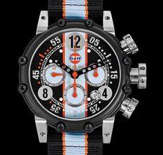BRM Watch Gulf