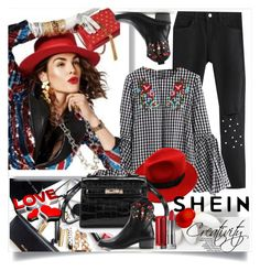 """""""SHEIN II/10"""" by creativity30 ❤ liked on Polyvore featuring WithChic and shein"""