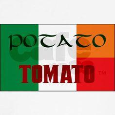 Irish-Italian, how accurate :)