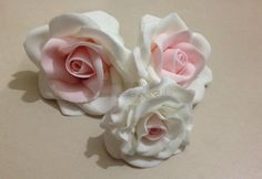 Rose Tutorial with no specialty tools needed.