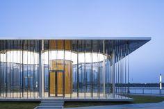Schmidt Hammer Lassen Architects, Cloud Pavilion, Shanghai, 2016