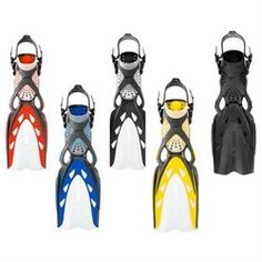 Mares X-Stream Open heel Scuba Diving and Snorkeling Fins - X-Large - Yellow