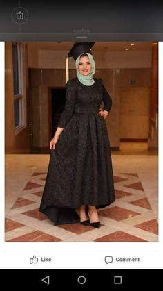 Modest Fashion Hijab, Abaya Fashion, Muslim Fashion, Fashion Dresses, Hijab Prom Dress, Hijab Evening Dress, Evening Dresses, Bridal Dresses, Prom Dresses