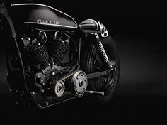 Custom Built Club Black #02 By Wrenchmonkees