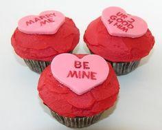 Valentine's Day Cupcake Ideas