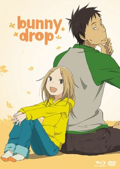 BackAbout Bunny Drop Blu-ray/DVD This Bunny Drop complete series collection contains episodes 1-11 plus bonus short episodes 2.5, 3.5, 6.5