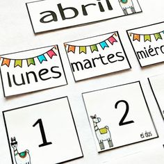 Ready for a new month and starting fresh after my spring break last week! Monday could be interesting.does anyone have anything fun planned for April in your classroom? I've seen some fun ideas out and about! Spanish Classroom Decor, Llama Decor, Middle School Spanish, Spanish Lesson Plans, Spanish 1, Class Activities, April 1st, Some Fun, Fun Ideas