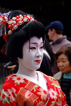 #Japan #geiko