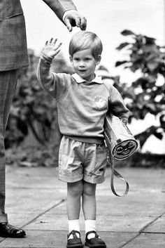 What is the name of this young royal?