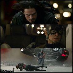 """Captain America: Civil War"" Chase Footage Debuts in Audi TV Spot -"