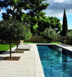 Browse swimming pool design ideas for the perfect pool for your home. Discover pool deck ideas and landscaping options to create your dream swimming pool