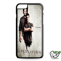 Supernatural The End Begins iPhone 6 Plus Case | iPhone 6S Plus Case