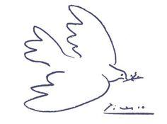 Picasso, La colomba della Pace