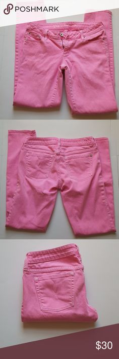 Bullhead Hermosa skinny jeans pink size 9 juniors Bullhead Hermosa Skinny Jeans pink size 9 juniors  good condition no rips no stains  #B #bullhead #hermosa #skinnyjeans #jeans #pink #juniors #pacsunjeans #fashion Bullhead Jeans Skinny
