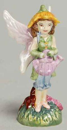 Royal Doulton DISNEY FAIRIES Lily Miniature Figurine