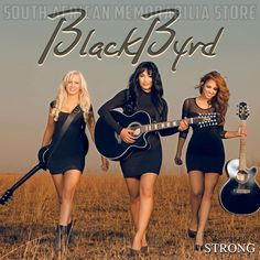 Made up of three dynamic young Capetonians, Tarryn Lamb, Samantha Heldsinger and Tamsyn Maker, BlackByrd have spent the past three years working towards th Santa Wish List, Pop Rock Music, Easy Listening, New South, Pop Rocks, The Past, African, Strong, Music Events
