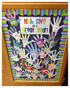Day 2: High Five To a Great Year!