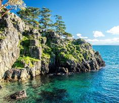 Vancouver Island's Hidden Beaches Head to British Columbia's west coast, avoid the crowds, and explore some of the most breathtaking secret beaches. Rocky Mountains, French Beach, China Beach, Road Trip, Hidden Beach, Destinations, Am Meer, Island Life, Big Island