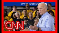Joe Biden kicks off 2020 presidential campaign in Pennsylvania Cnn News, Running For President, Vice President, Joe Biden, Pennsylvania, Presidents, Kicks, Campaign, Politics