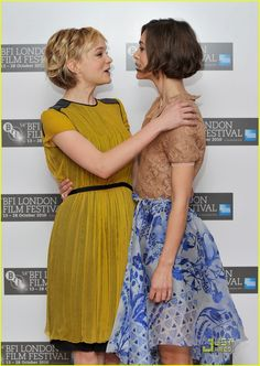 carey mulligan keira knightley - Google Search