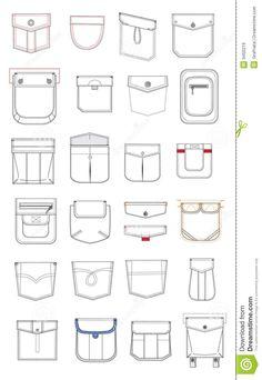 Poches Pour Des Vêtements - Télécharger parmi plus de 54 Millions des photos, d'images, des vecteurs et . Inscrivez-vous GRATUITEMENT aujourd'hui. Image: 9450219