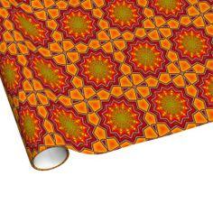 Mandala 3 Wrapping Paper
