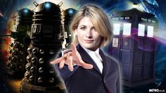 And 13 is Jodie Whittaker