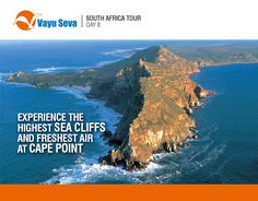 Travel to #SouthAfrica this puja only @Rs149,990 with #VayuSeva