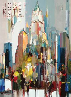 Josef Kote - 2014 Exhibition Catalog http://cutterandcutter.com
