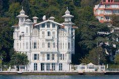 House Palace on Bosphorus Σπίτι Παλάτι στον #Βόσπορο #Κωνσταντινούπολη #Αρχοντικό