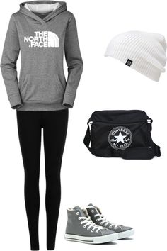 """sports look"" by angelas-world ❤ liked on Polyvore"