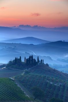 "wanderlustand: ""Tuscany """