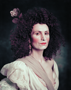 Irene Andessner. Donne Illustri. Barbara Strozzi (1619-1664)