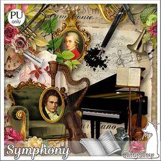 Symphony Kit (PU) de kittyscrap