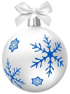 White Christmas Balls PNG Clip Art The Best Clipart